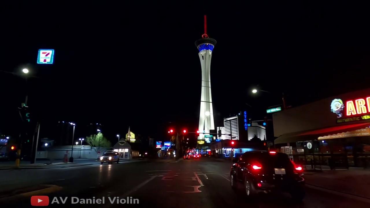 Las Vegas Strip Shut Down 17th March 2020 Youtube