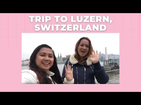 Trip To Luzern, Switzerland