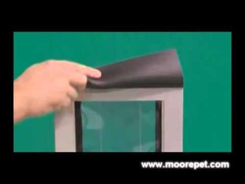 MaxSeal Pet Door Accessories U0026 Parts   Rain Guard