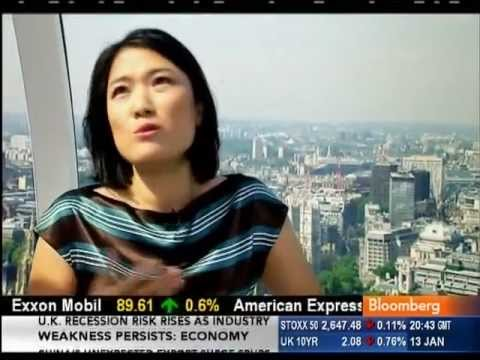 Zhang Xin - China's Property Tycoon (Bloomberg)