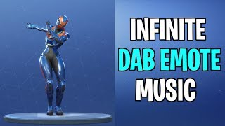 NEW INFINITE DAB EMOTE MUSIC FORTNITE BATTLE ROYALE ENJOY
