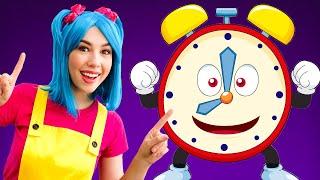 Learning the Clock | La La Like Kids Songs