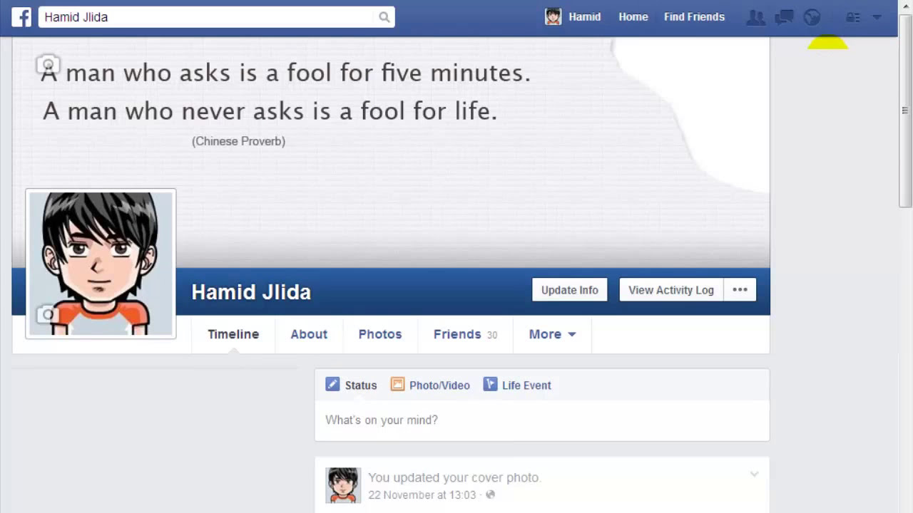 To private pictures profile make how