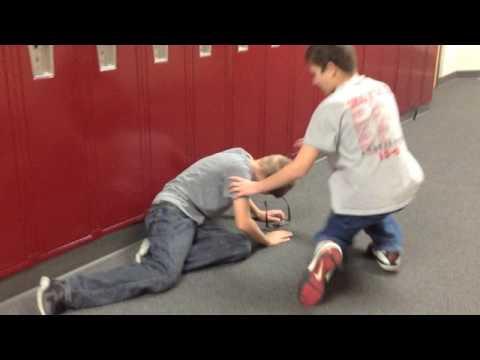 6th Grade Bullying Video