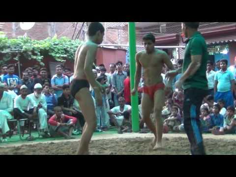 A25 Veerav akhada guru rajkumar goswami Vs Gaurav akhada guru Radhey shyam yadav
