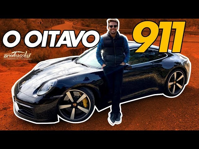 A nova geração da Lenda! Gerson senta a bota no animal Porsche 911 (992) na pista! - Especial #232