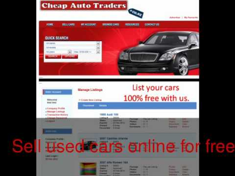 Used cars, USed cars for sale in auckland, sell cars online visit www.cheapautotraders.co.nz