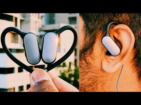 Xiaomi Bluetooth Earphones Review - Best Bluetooth Earphones Under Rs. 2,500/$35?
