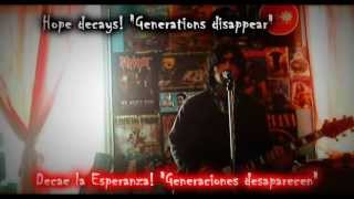 PETACHA - THE LITTLE THINGS GIVE YOU AWAY - (LINKIN PARK COVER) LYRICS + SUB ESPAÑOL