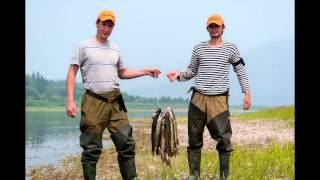 Сплав по реке Лена. Fishing in Siberia.(http://ofsiberia.ru/ Сплав по реке Лена от Жигалово до Усть Кута за 9 дней, 330 км. дикой сибирской реки и отличной рыбал..., 2014-01-25T10:19:24.000Z)