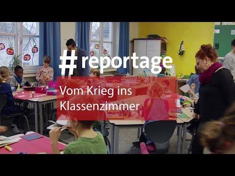Flüchtlinge Als Lehrer: Vom Krieg Ins Klassenzimmer