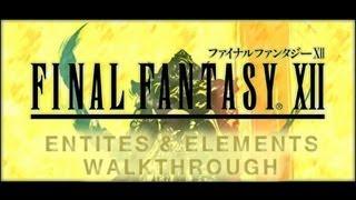 FINAL FANTASY XII Walkthrough Air Elemental (PS2)
