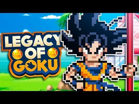 Nano & Rhyme Play Dragon Ball Z Legacy Of Goku 2