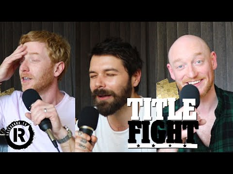 How Many Biffy Clyro Songs Can The Band Name In 1 Minute? - Title Fight