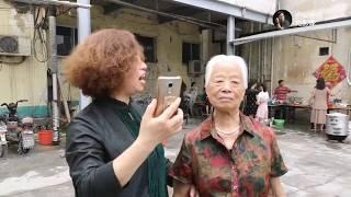 【盧保貴視覺影像】86歲的農村老太太過生日,子女們準備了這樣的主食,稀罕吧?