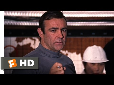 You Only Live Twice (10/10) Movie CLIP - May I Smoke? (1967) HD