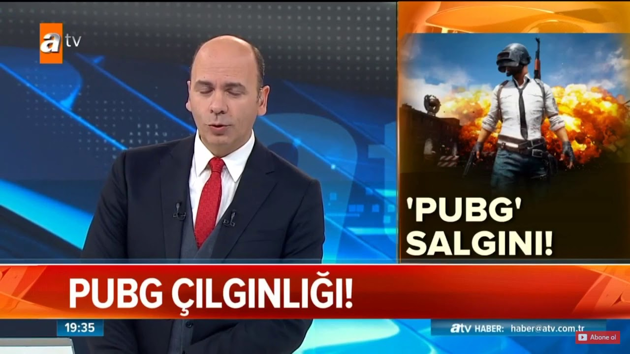 PUBG ATV Ana Habere Çıktı
