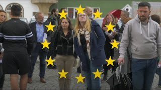Event | Flashmob Europatag | Theater Rudolstadt