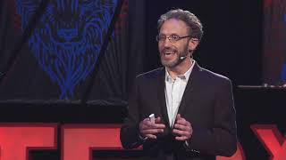 The Amazing Thing That Happens When You Disconnect | Dr. Justin Feinstein | TEDxSalem