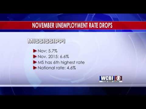 Mississippi Unemployment