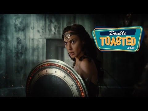 WONDER WOMAN MOVIE TRAILER 2 REACTION - Double Toasted Highlight