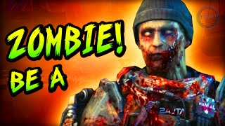 how to be a zombie call of duty advanced warfare multiplayer