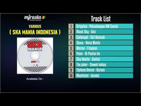Various - Ska Mania Indonesia [Full Album 1999]