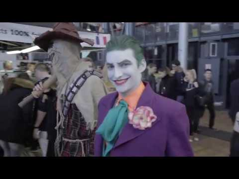 Comic Con Paris 2017 : Jour 2!