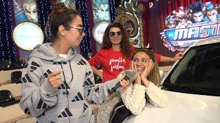 Kəmalə Piriyeva Baku Tv mikrofonu ilə aparıcılıq etdi, şouda əyləncəli anlar yaşandı