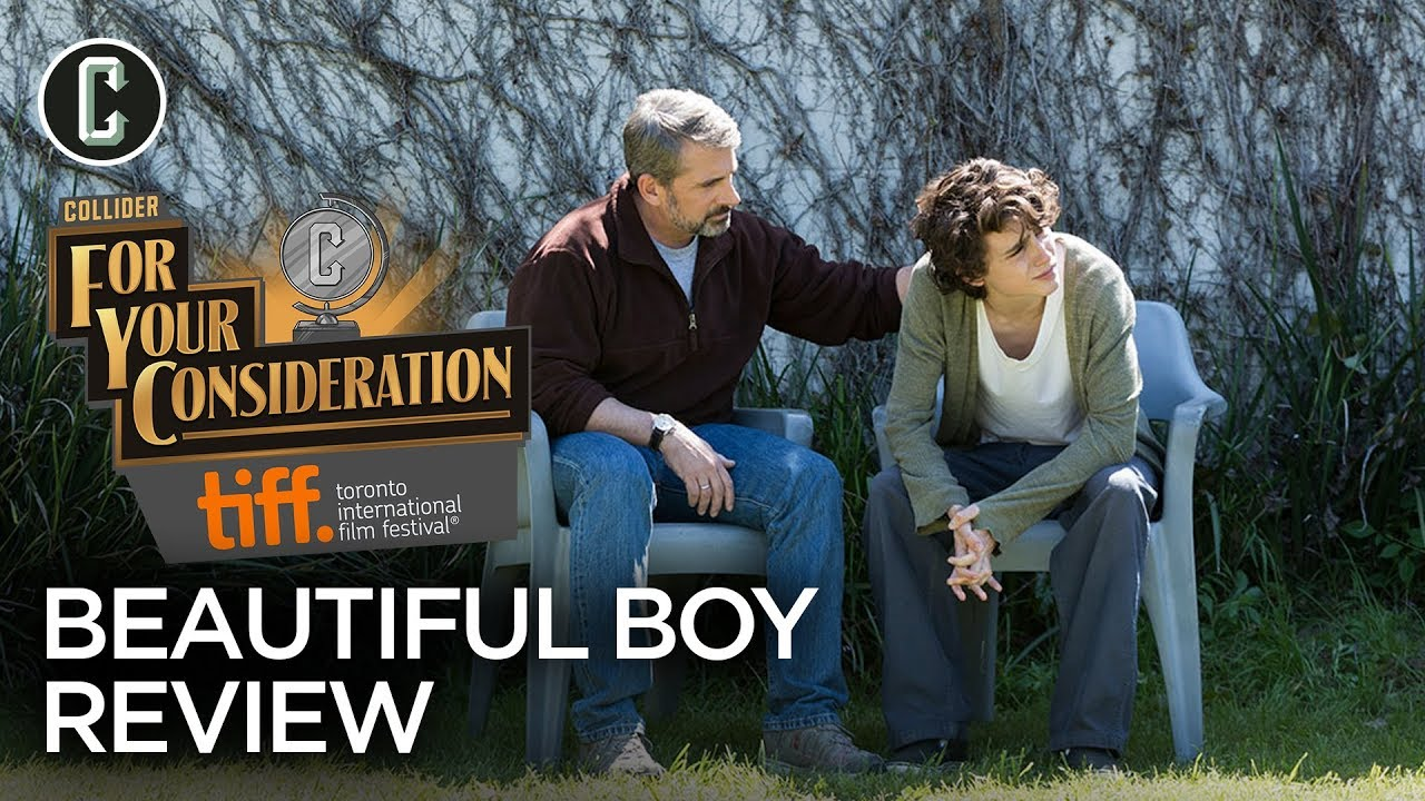 beautiful boy movie review collider tiff 2018 youtube