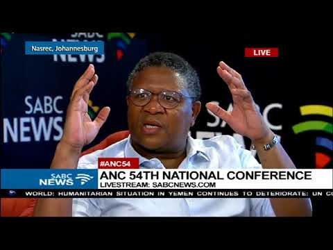 Fikile Mbalula on the ANCYL age limit