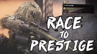 Race To Prestige (Christmas Edition) | Modern Warfare Remastered! *LIVE*