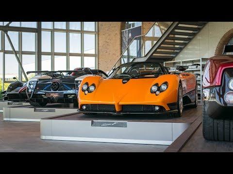 Visiting Supercar Museums In Italy - Lamborghini, Pagani, And Ferrari