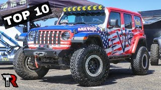 My Top 10 Favorite Jeeps of Jeep Bash 2018