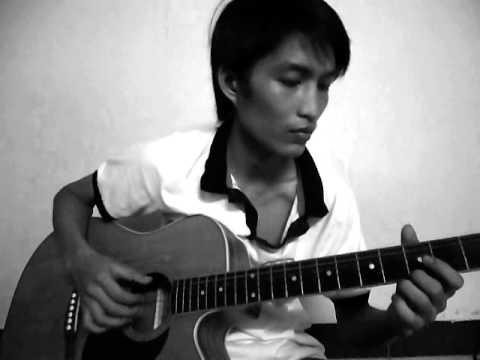 Trieu doa hong (guitar solo) - Mai Van Huy