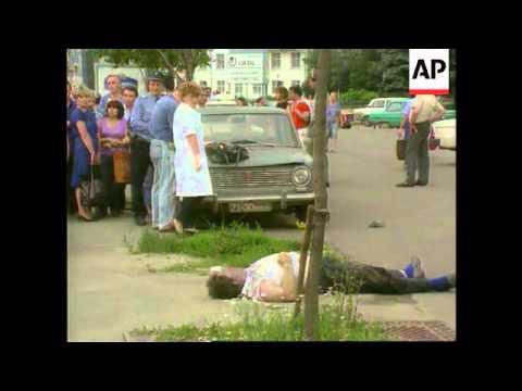 Russia - Crimewave Increasing