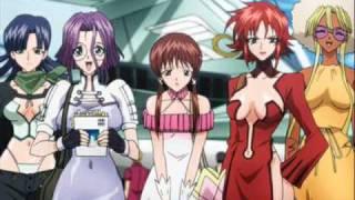 Daphne's full opening. Song Asu no Blue Wing by Sae. Lyrics (from animelyrics.com): hitori kiri de mayou watashi dake no michi de hateshinai umi he no mirai ...