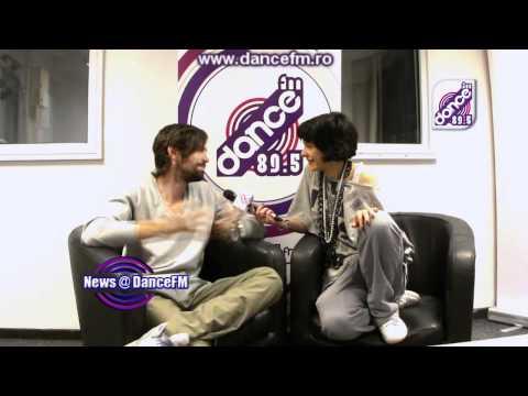DJ Pagal  - Interviu Exclusiv DanceFM - Dance News - HD