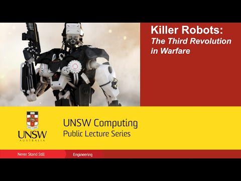 Killer Robots: The Third Revolution in Warfare