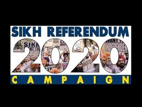 Sikh Sovereignty & Khalistan Discussion   Sikh Referendum 2020 Conference   March 2016