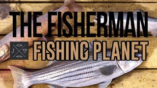 let's Try The Fisherman: Fishing Planet! Sponsored