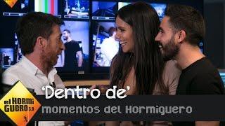 Cristina Pedroche descubre todo lo que no se ve en la tele 'Dentro de'- El Hormiguero 3.0