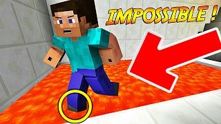 C'EST 99.9999999 % IMPOSSIBLE ! | Minecraft