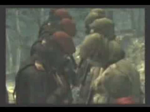 Metal Gear Online Intro