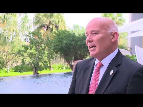 Eduardo Ferreyros, Minister of International Trade & Tourism, Peru