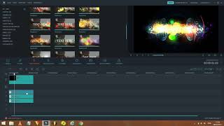 WONDERSHARE FILMORA | HOW TO | MAKE INTRO | TUTORIAL [HINDI] DEEP THABAL ! thumbnail