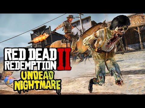 IN ARRIVO [DLC] UNDEAD NIGHTMARE su RED DEAD REDEMPTION 2 ita? 🔥 NUOVO DLC 🔥: JOHN Marston ZOMBIE? thumbnail