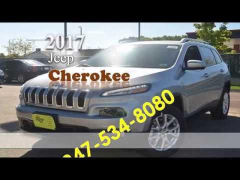 65 Jeep Dealer Powers Lake IL J1034 2017 Jeep Cherokee