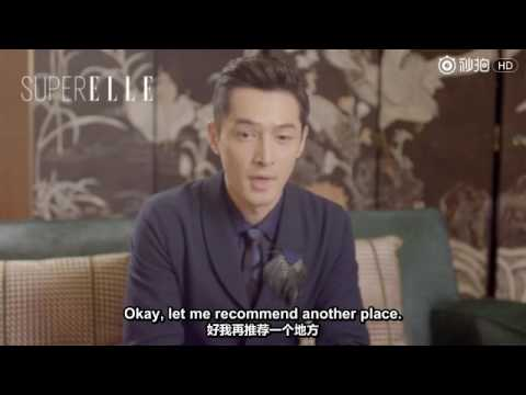 [ENGSUB] One day tour in Shanghai for Valentine's Day 胡歌情人節上海一日遊推薦