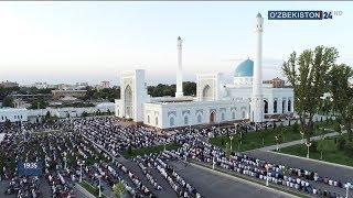 Праздничные молитвы в мечетях